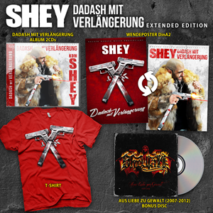 Picture of KDM Shey - Dadash mit Verlängerung (ALZGUA) EXTENDED EDITION