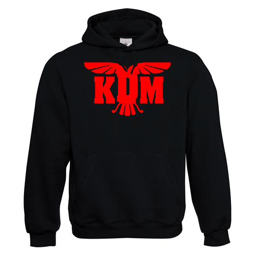 Picture of KDM - HOODY [schwarz]
