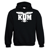 Picture of KDM - HOODY [schwarz], Picture 2