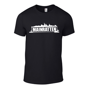 Picture of MAINRATTEN - SHIRT [schwarz]