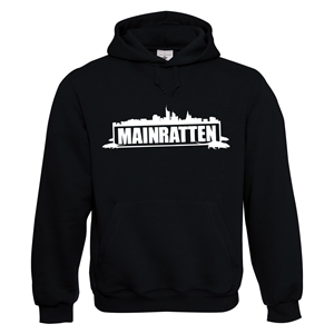Picture of MAINRATTEN - HOODY [schwarz]