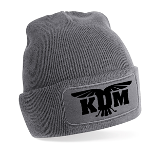 Picture of KDM - BEANIE (grau)