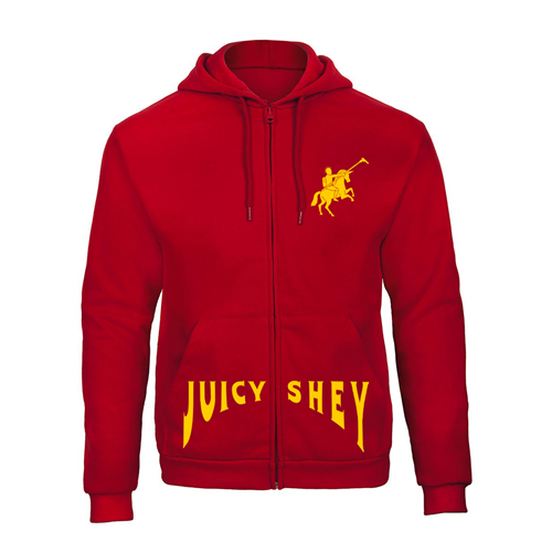 Picture of JUICY SHEY - ZIPPER [rot]