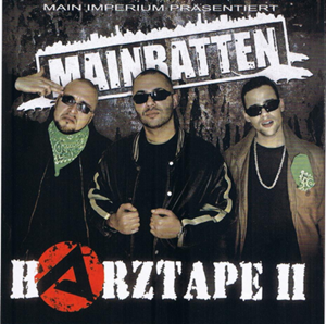 Picture of Mainratten - Harztape II CD-R