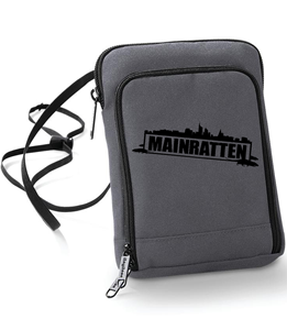 Picture of MAINRATTEN - STREETBAG (grau)